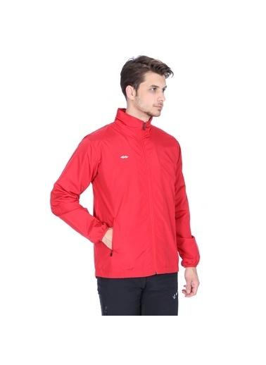 Sportive Yağmurluk Kırmızı